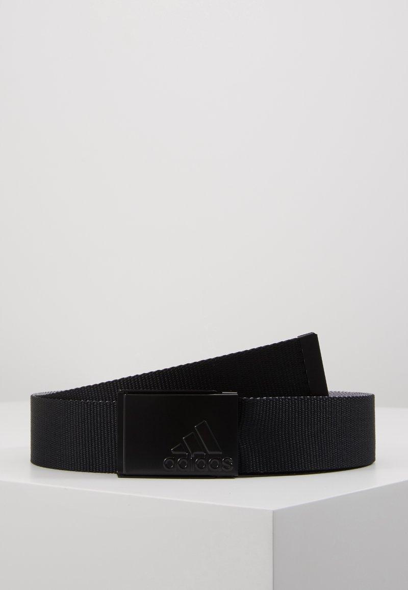adidas Golf - REVERS BELT - Belt - black