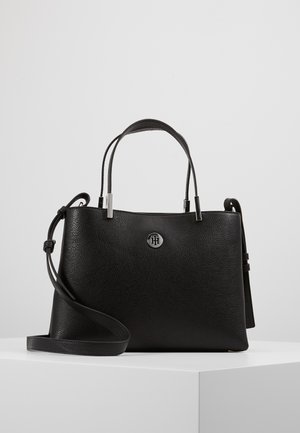 CORE MED SATCHEL - Handbag - black