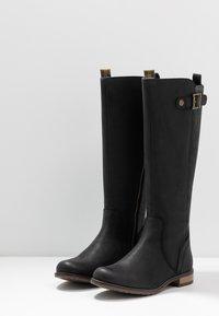 Barbour - REBECCA - Cowboy/Biker boots - black - 4