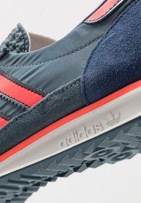 adidas Originals - Zapatillas - blue/red/tech indigo - 5