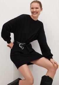 Mango - SILVA - Day dress - noir - 5