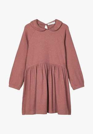 Day dress - marron