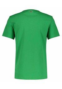 Lacoste - Print T-shirt - grün - 2