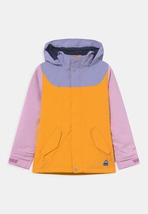 GIRLS ELODIE - Snowboardová bunda - orchid bouquet/foxglove violet/cadmium yellow
