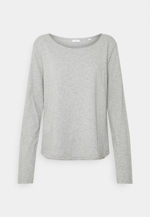LONGSLEEVE CREWNECK - T-shirt à manches longues - grey melange