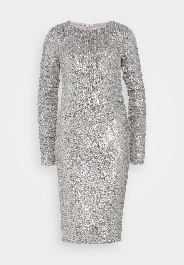 ABITO DRESS - Juhlamekko - silver