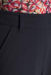 Daily Sports - PALAZZO PANTS - Spodnie materiałowe - navy - 5