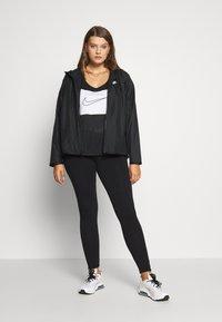 Nike Sportswear - Topper - black/white - 1