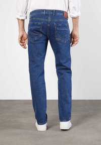 MAC Jeans - Straight leg jeans - blue - 1