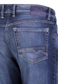 MAC Jeans - ARNE PIPE - Straight leg jeans - darkblue - 5