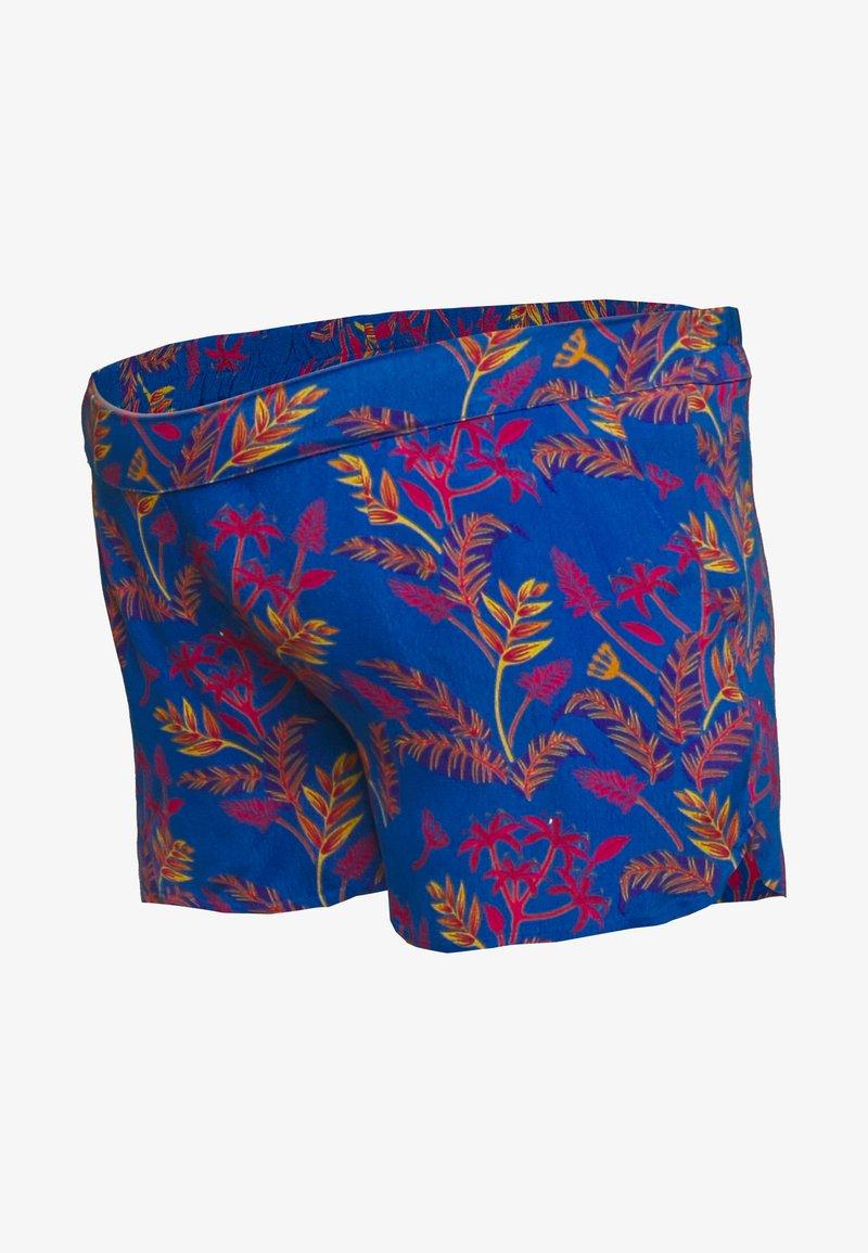 Slacks & Co. - STELLA - Shorts - blue