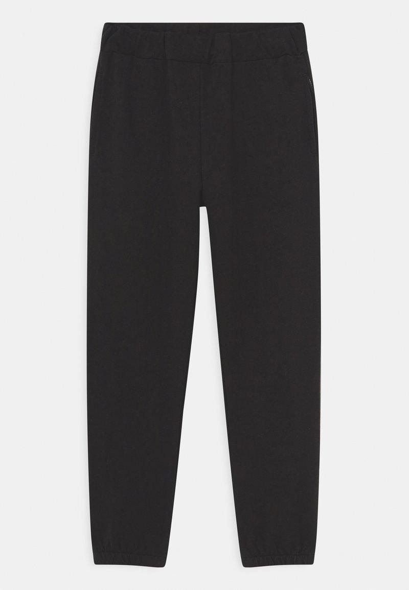 Name it - NKFSWEAT - Teplákové kalhoty - black