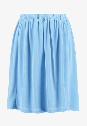 AJO HOLA SKIRT - A-linjainen hame - alaskan blue