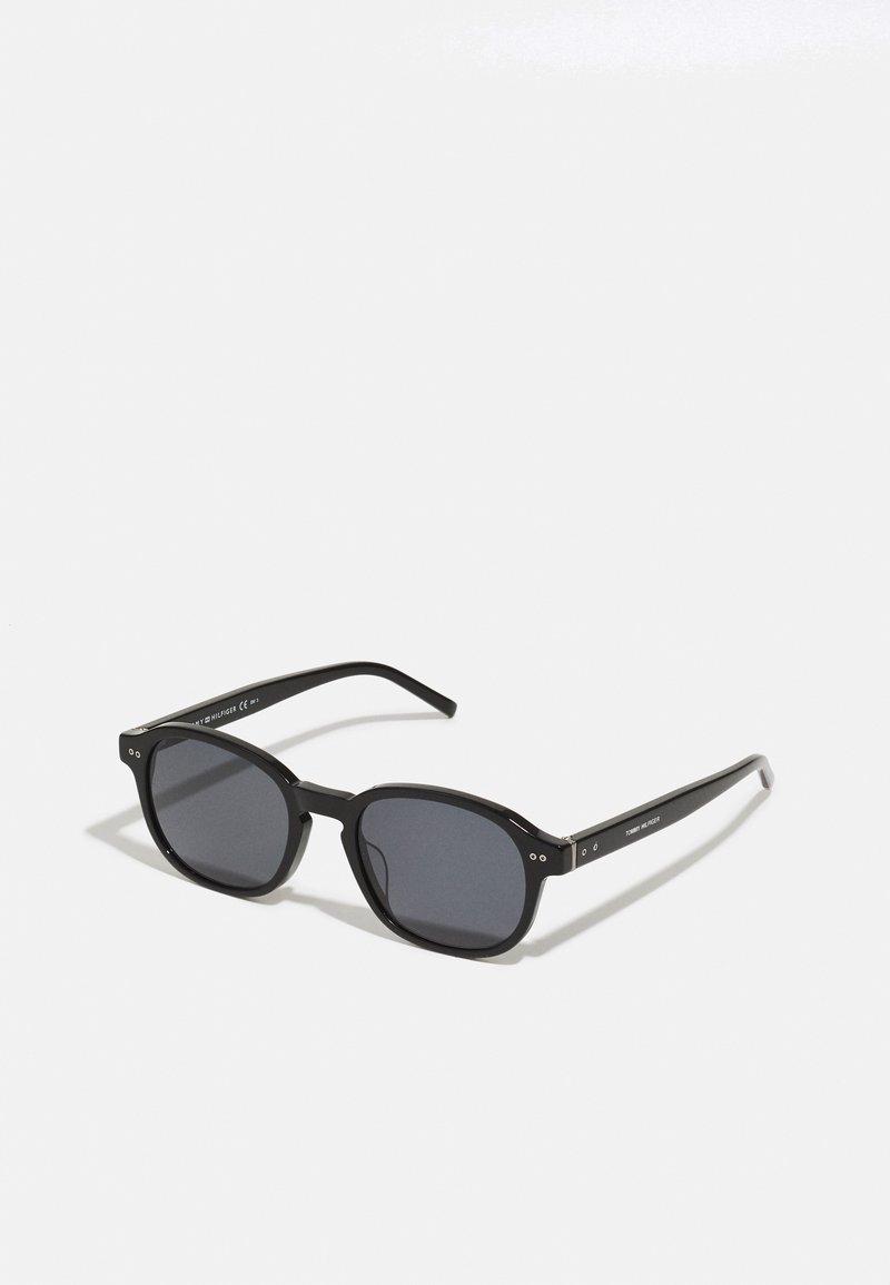 Tommy Hilfiger - UNISEX - Okulary przeciwsłoneczne - black