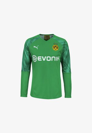 BVB REPLICA - Long sleeved top - bright green