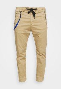 PANTS - Trousers - beige