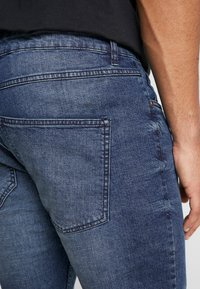 URBN SAINT - USBERLIN - Jeans slim fit - atlantic blue - 3