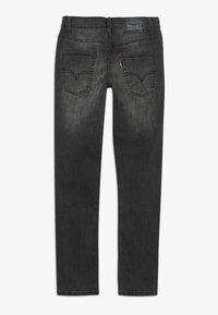 Levi's® - 512 SLIM TAPER - Jeans slim fit - grey denim - 1