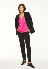 comma - Blouse - deep pink - 1