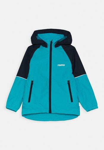 FISKARE JACKET - Waterproof jacket - aquatic