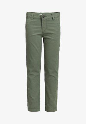 MET STRUCTUUR - Chinos - mint green