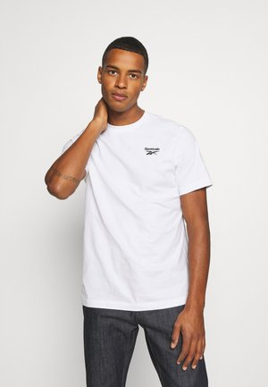 SMALL VECTOR TEE - Print T-shirt - white