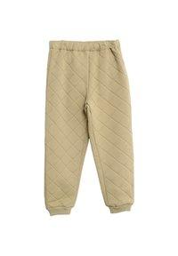 Wheat - Tracksuit bottoms - beige - 1