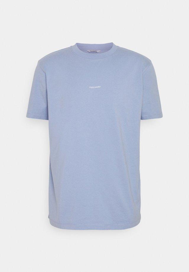 LIVE TEE - T-shirt print - light blue