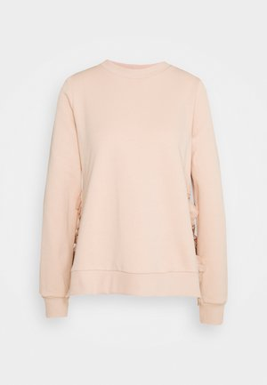 RUBINE - Sweatshirt - soft rose