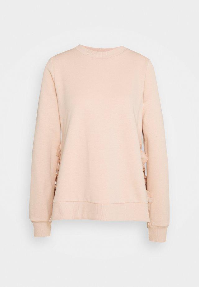 RUBINE - Sweatshirt - soft rose