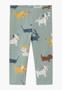 Lindex - DOGS AND NAVY SET - Legging - navy - 2