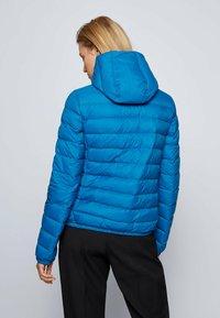 BOSS - PAFLAFFY - Down jacket - open blue - 2