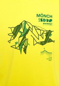 Mammut - MOUNTAIN MEN - Print T-shirt - blazing - 2