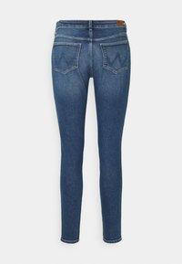 Wrangler - Jeans Skinny Fit - air blue - 1