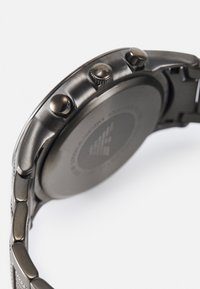 Emporio Armani - Chronograph watch - gunmetal - 2