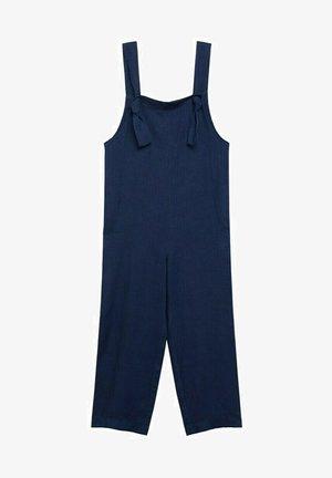 Jumpsuit - indigo blue