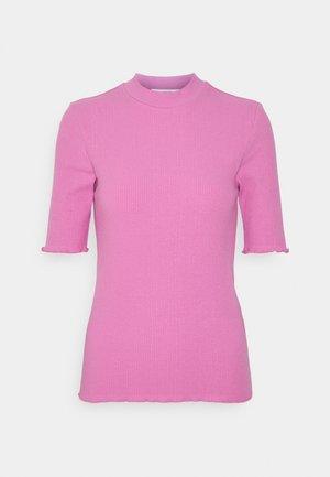 SLFANNA TEE - T-shirt basic - opera mauve