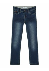 Name it - Jeans straight leg - dark blue denim - 5