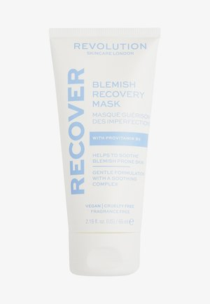 BLEMISH RECOVERY MASK - Face mask - -