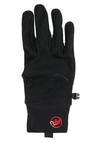 Mammut - ASTRO GLOVE - Handsker - black - 2