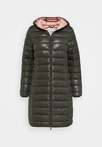 OUTDOOR - Zimní kabát - olive