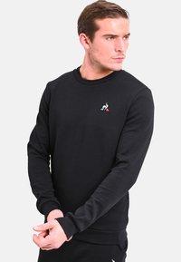 le coq sportif - ESS - Sweater - black - 0