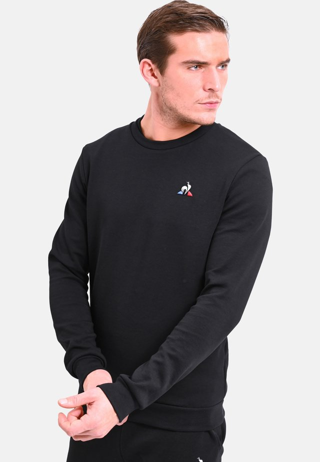 ESS CREW N2 - SWEATSHOT - Sweater - black