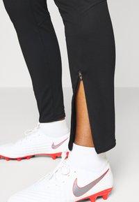 Nike Performance - DRY ACADEMY PANT - Joggebukse - black/white/hyper pink - 3