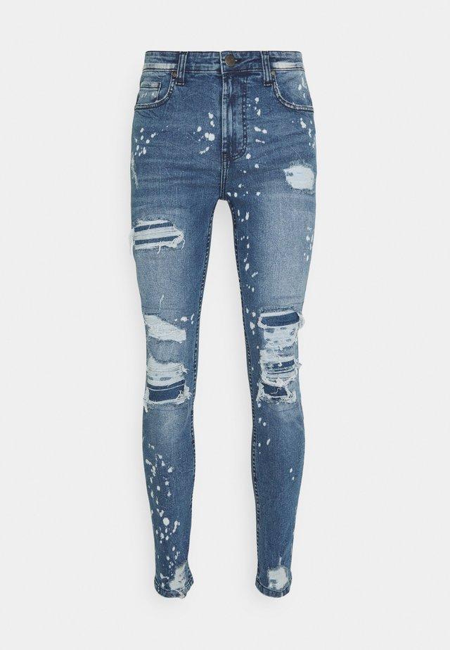 DESTROY  - Slim fit jeans - blue