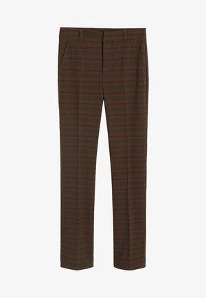 VICENTE-I - Pantaloni - brown