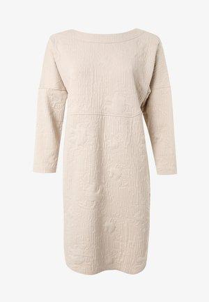LEONIE - Jumper dress - creme