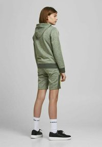 Jack & Jones Junior - Zip-up sweatshirt - oil green - 2