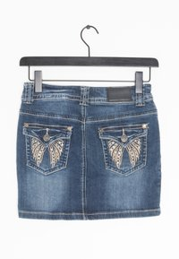ARIZONA - Spódnica jeansowa - blue - 1