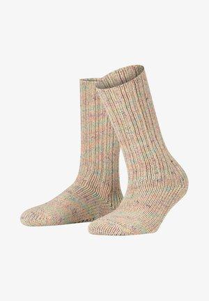 COSY - Knee high socks - sesame